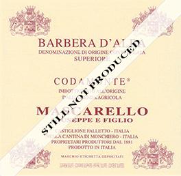 Barbera d'Alba Doc Superiore Codamonte-en - Mascarello