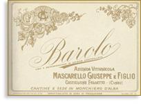 Etichetta Barolo