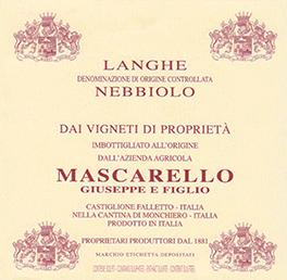 Langhe Doc Nebbiolo - Mascarello